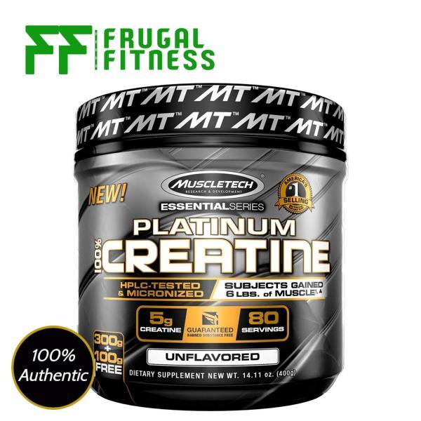 Buy Muscletech Platinum Creatine 80 Servings (400g) Singapore