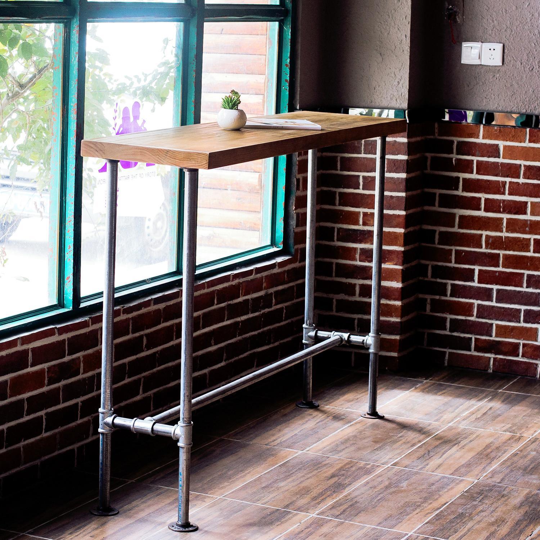 Bar Table - Industrial