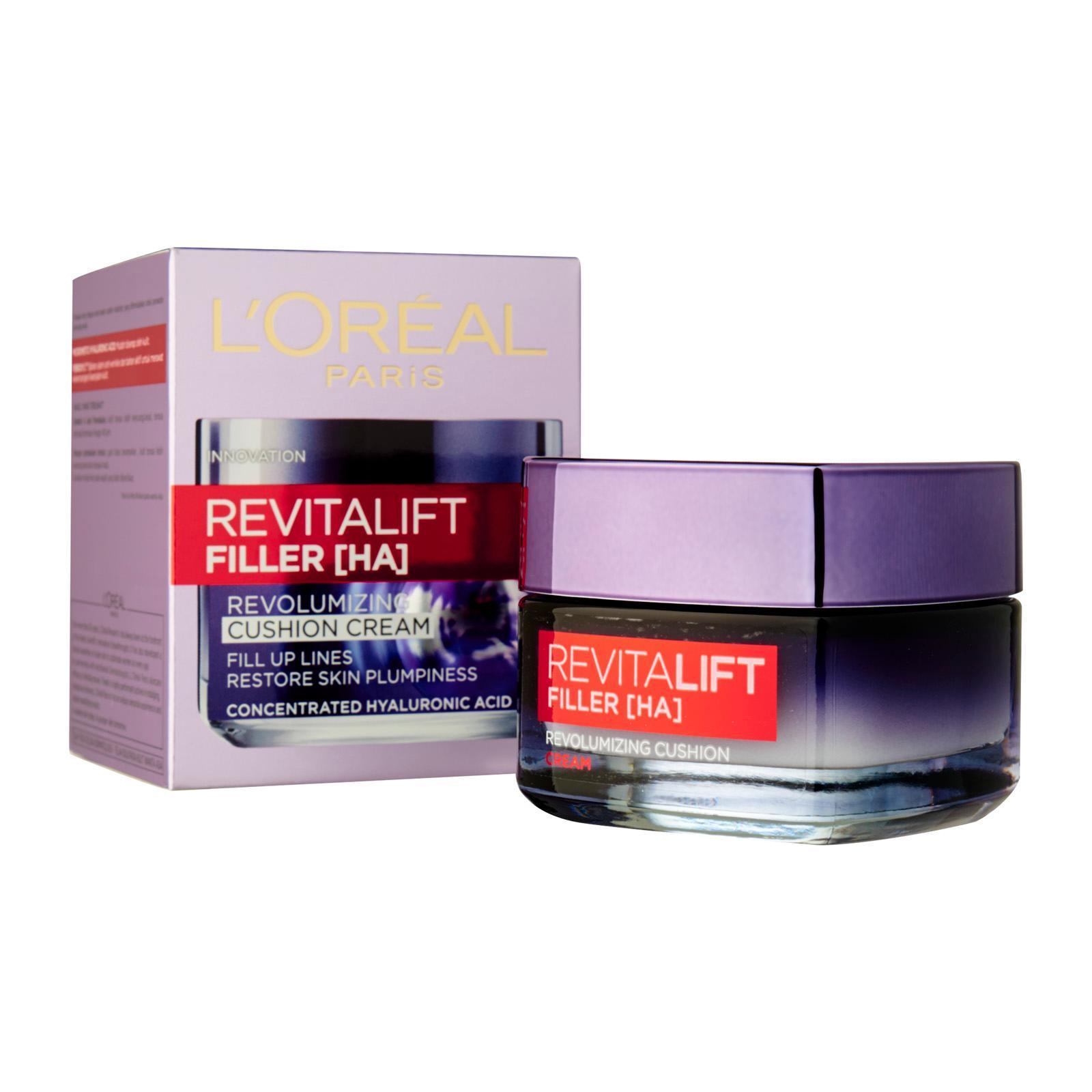 L'Oreal Paris Revitalift Filler Anti-Aging Moisturizer Cream 50ml