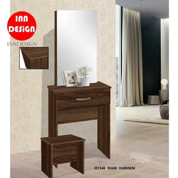 Mizzy 2IN1 Dressing Table / Dresser with Stool (Free Installaton)