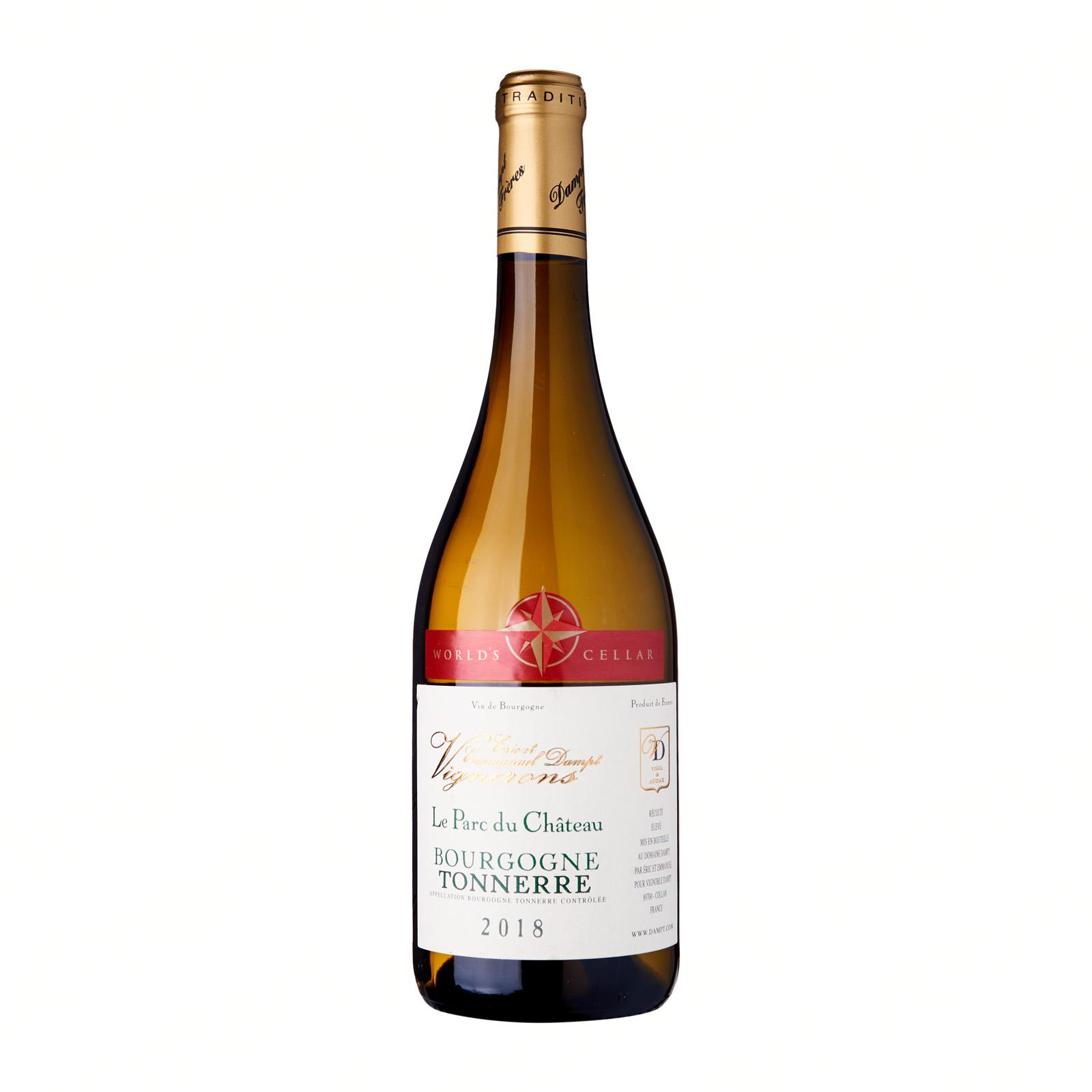 World's Cellar Bourgogne Tonnerre Blanc Parc du Chateau White Wine