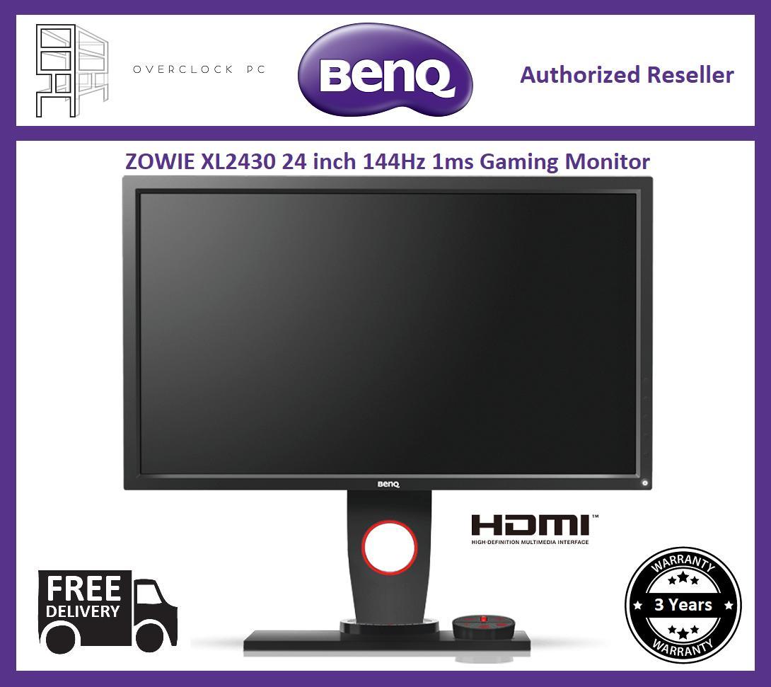 BenQ ZOWIE XL2430 24 inch 144Hz 1ms E-Sports Gaming Monitor