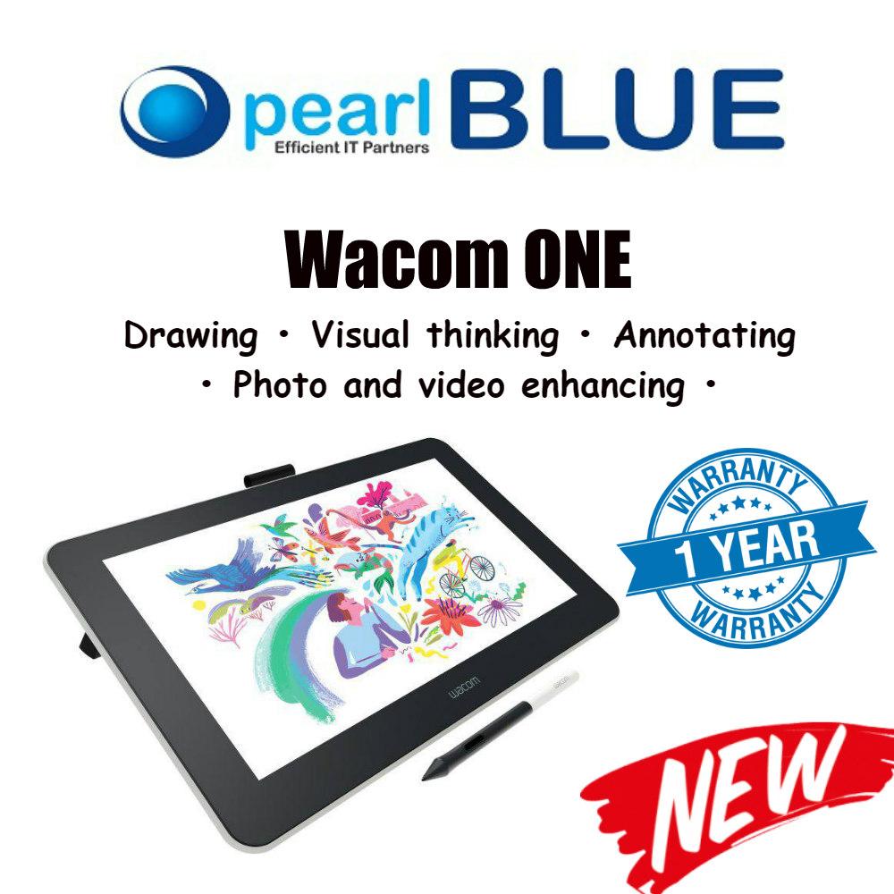 WACOM One Creative Pen Display | A world of new possibilities