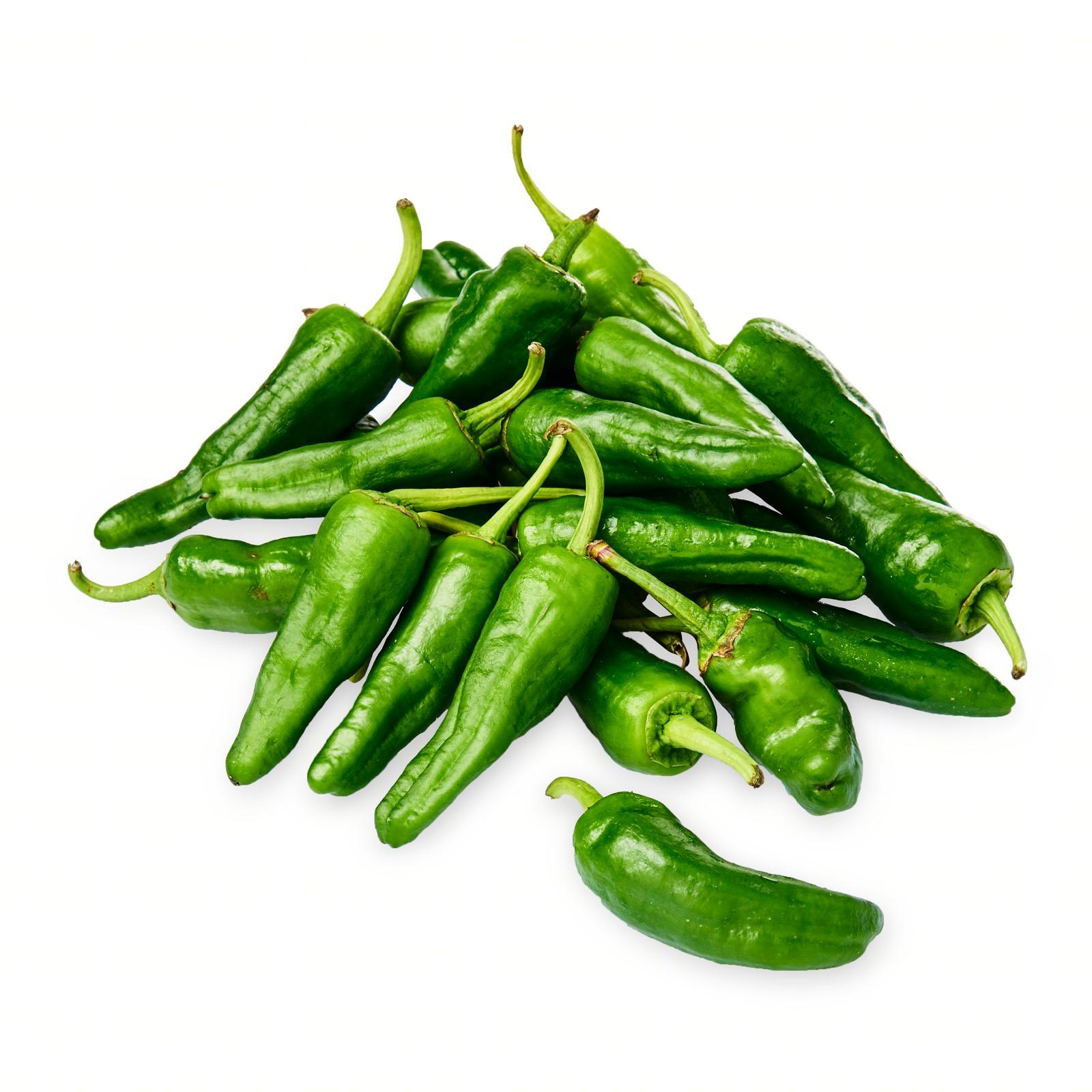 Spain Pimientos Padron Peppers
