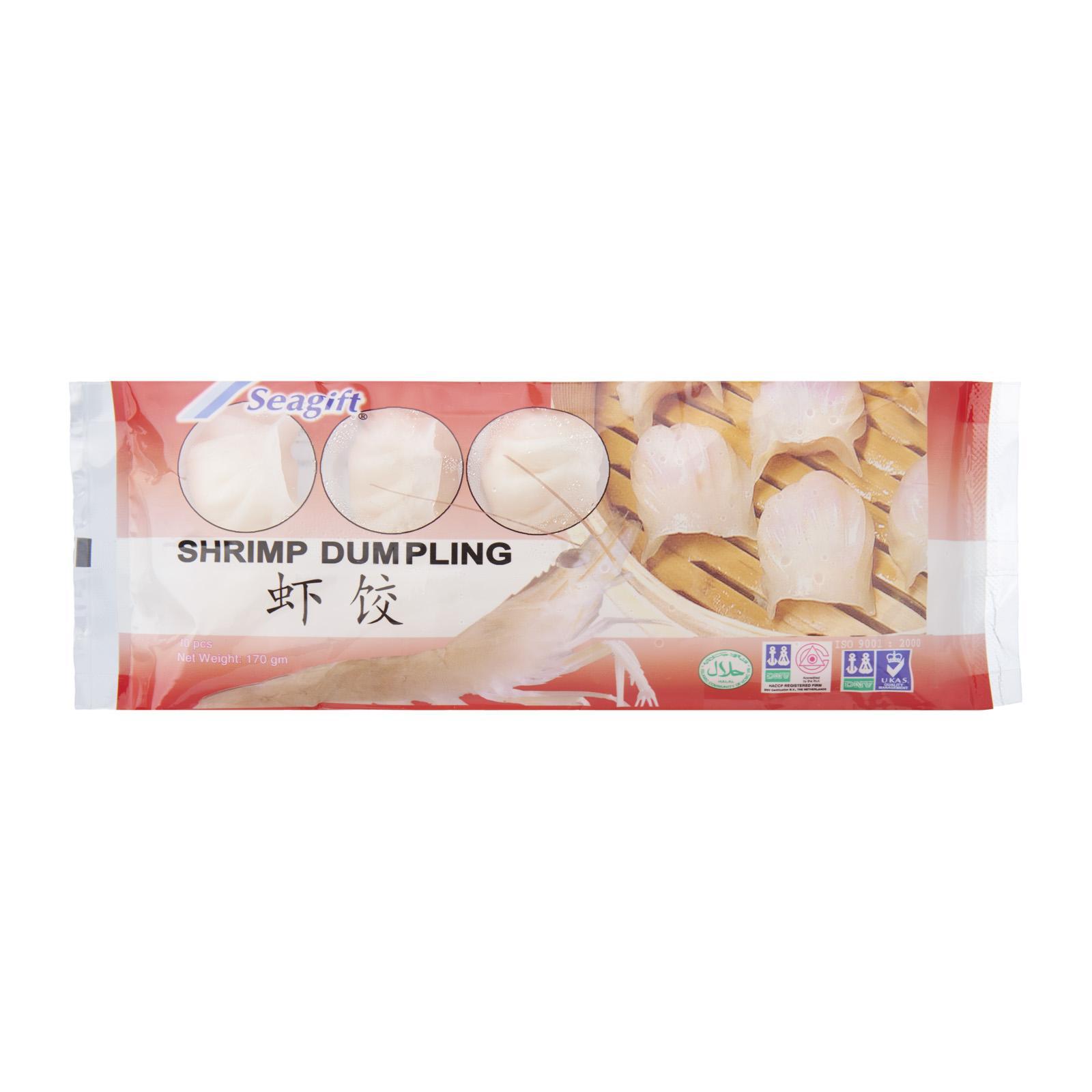 Seagift Shrimp Dumpling - Frozen