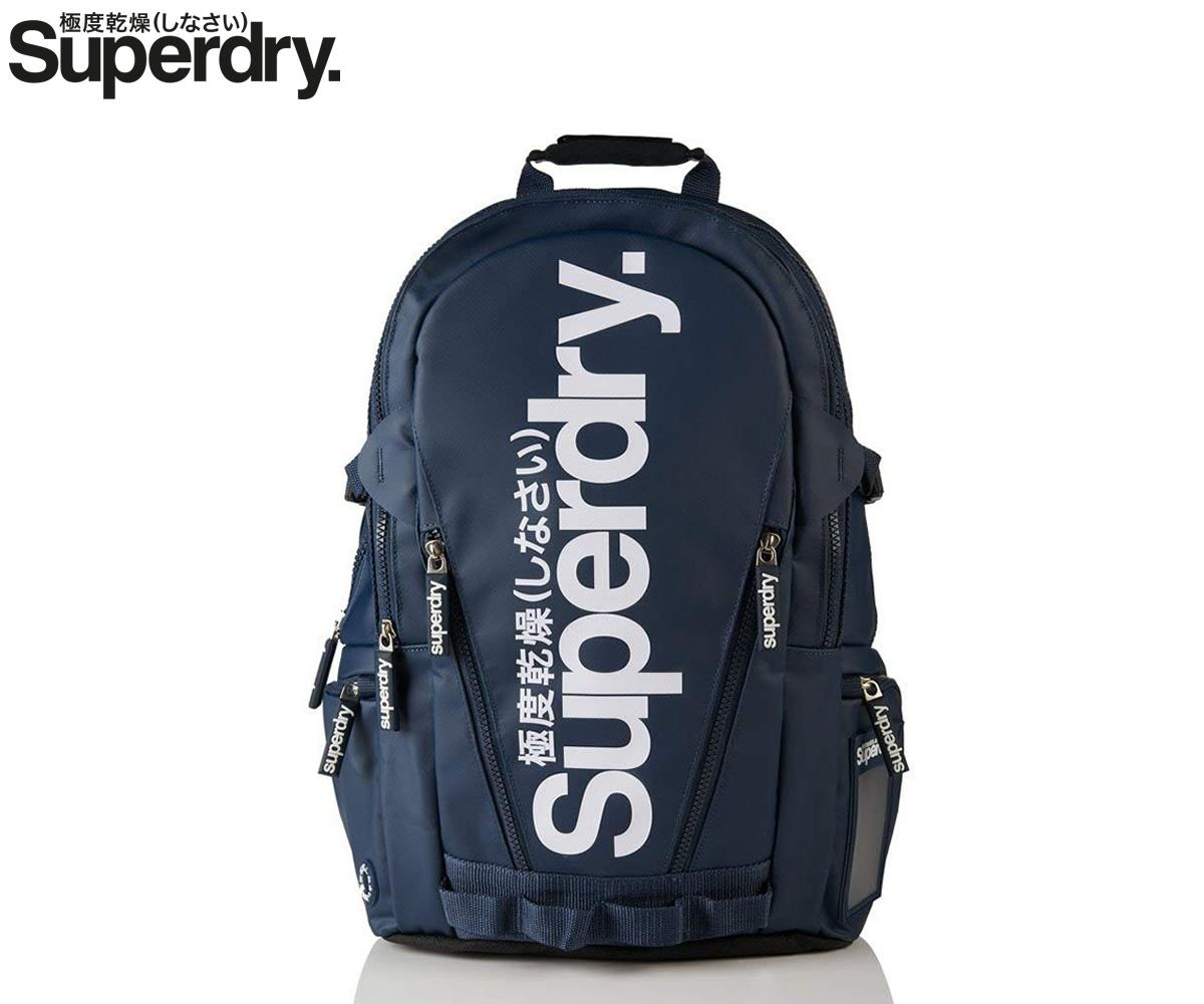 c092a3d2b4b  SUPERDRY BACKPACK  100% Authentic Waterproof Heavy Duty Multi-function  17inch Laptop Backpack