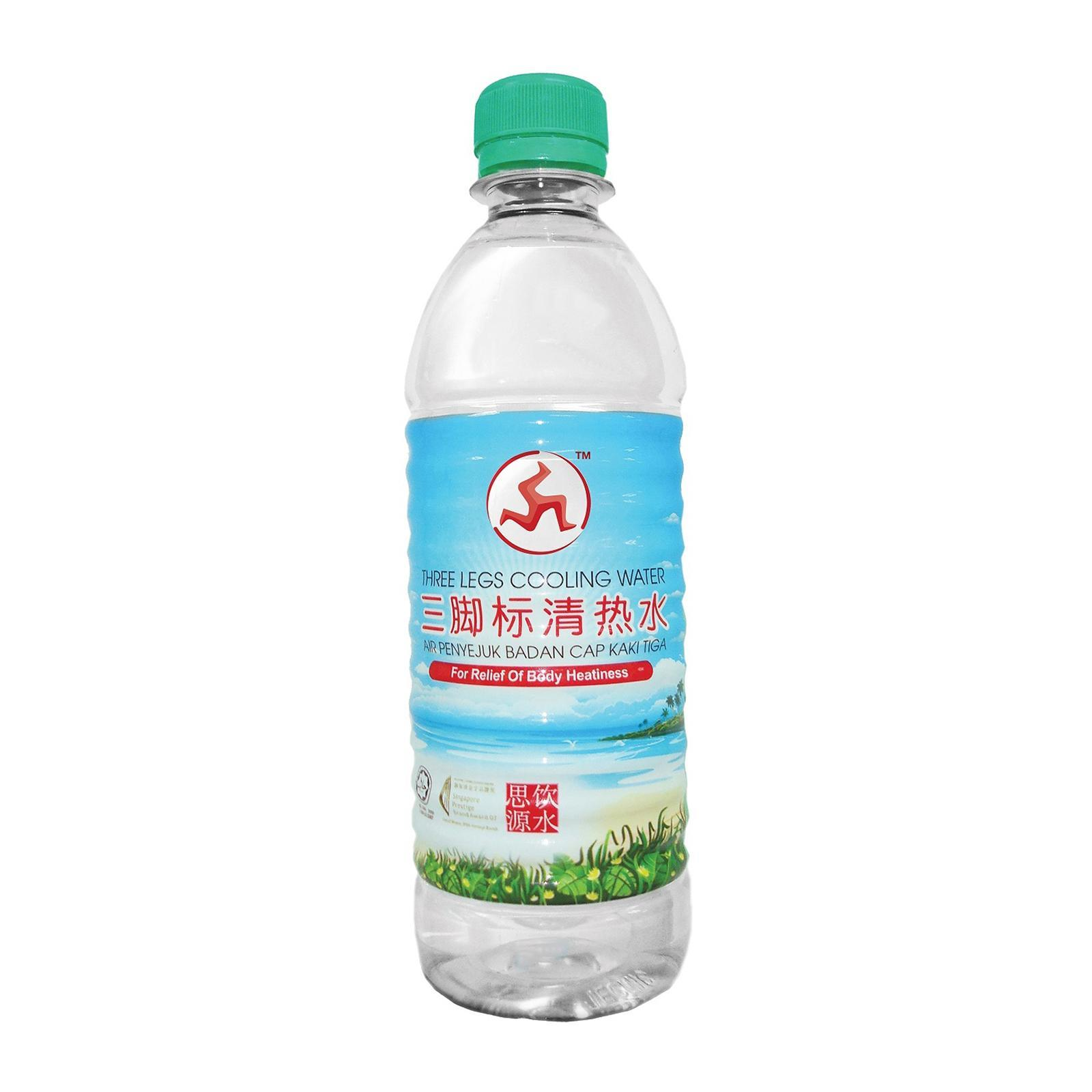 Three Legs Cooling Water Guava 320ML