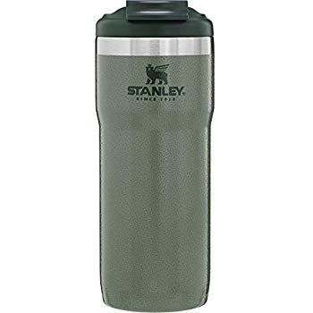 Stanley 16oz Classic Twin Lock Travel Mug - Green For Fishing Camping  Travel Outdoor