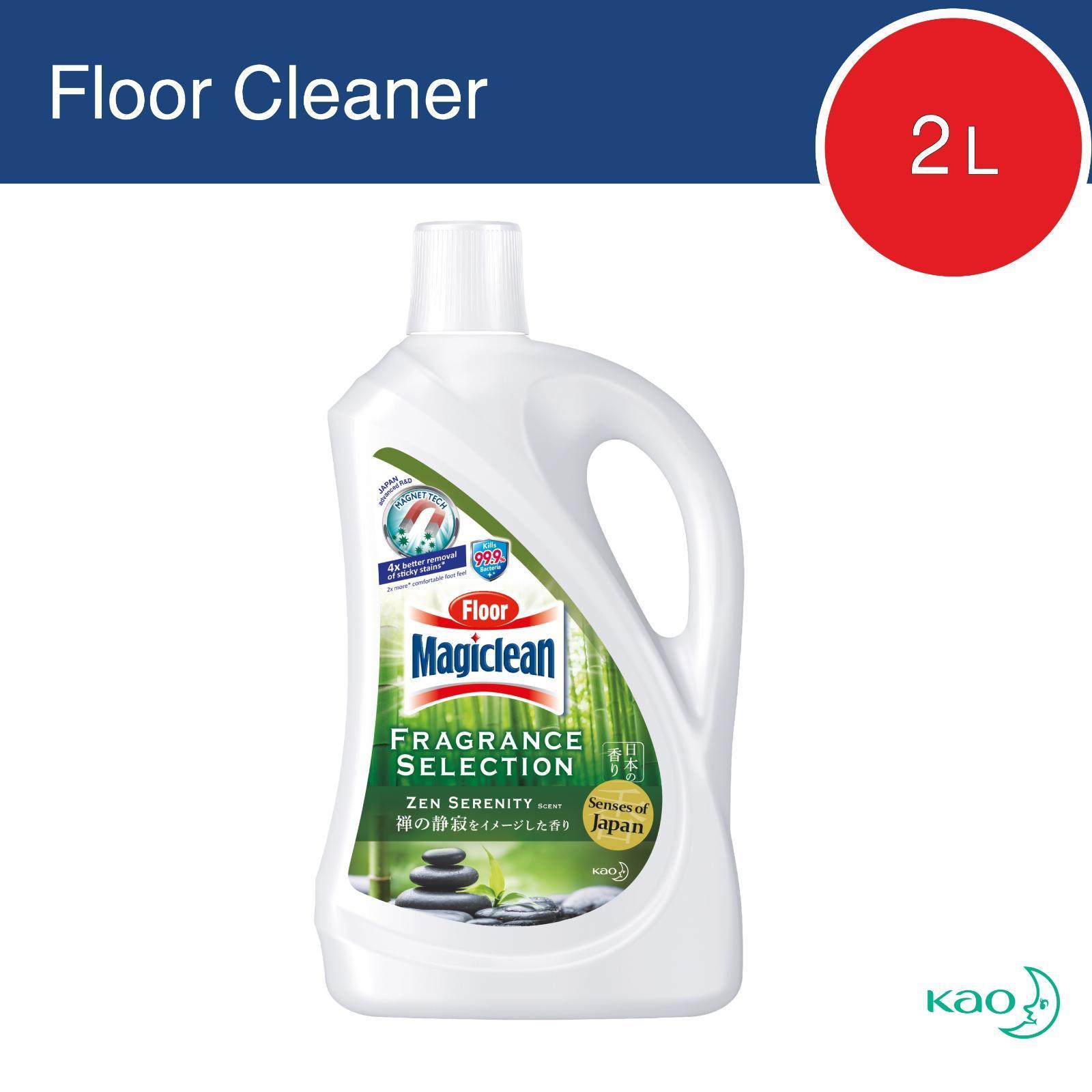 MAGICLEAN Floor Cleaner Zen Serenity 1.8L