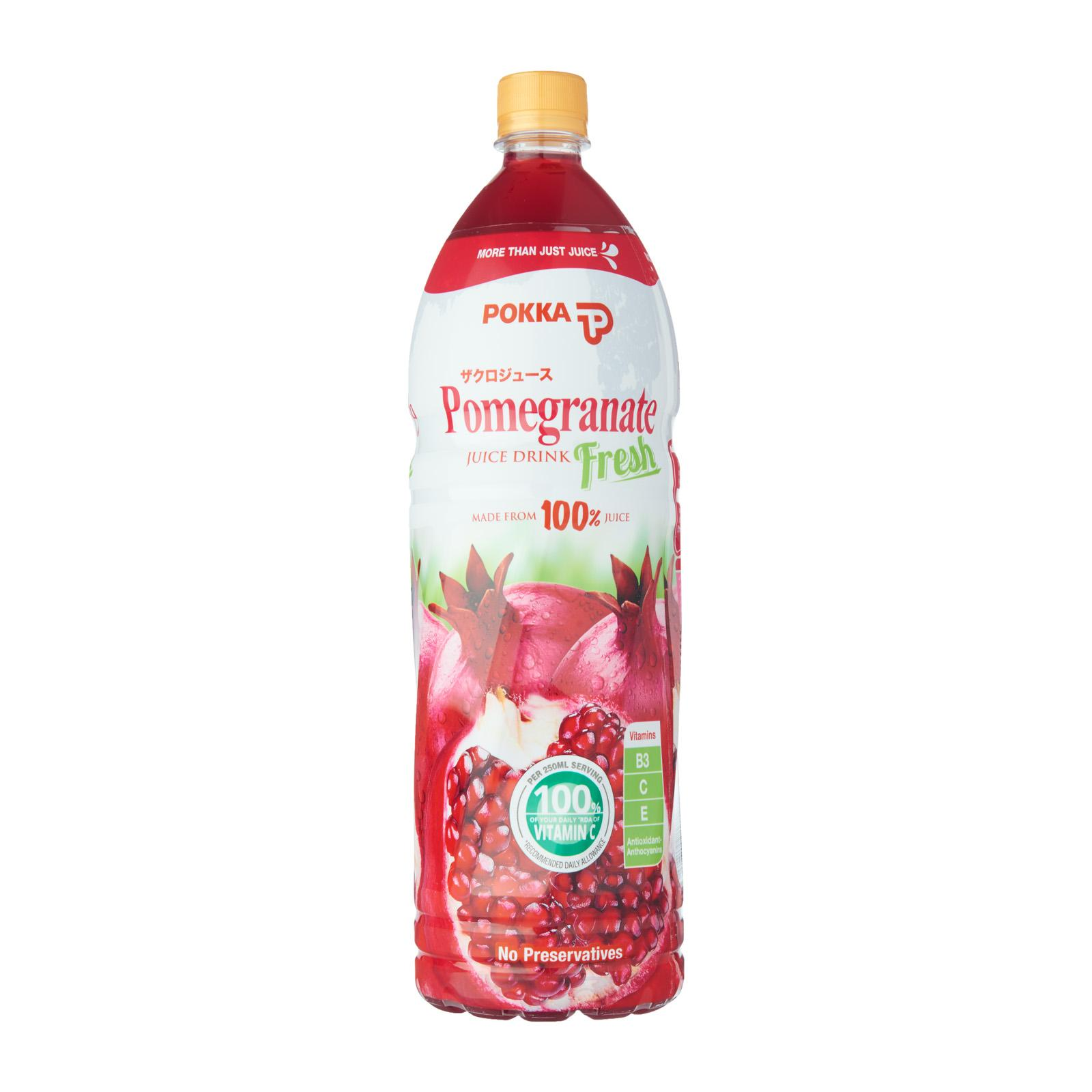 POKKA Pomegranate Juice 1.5L