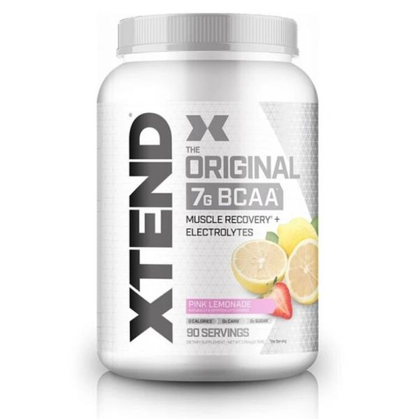 Buy Scivation Xtend BCAA 90 Servings (Pink Lemonade) Singapore