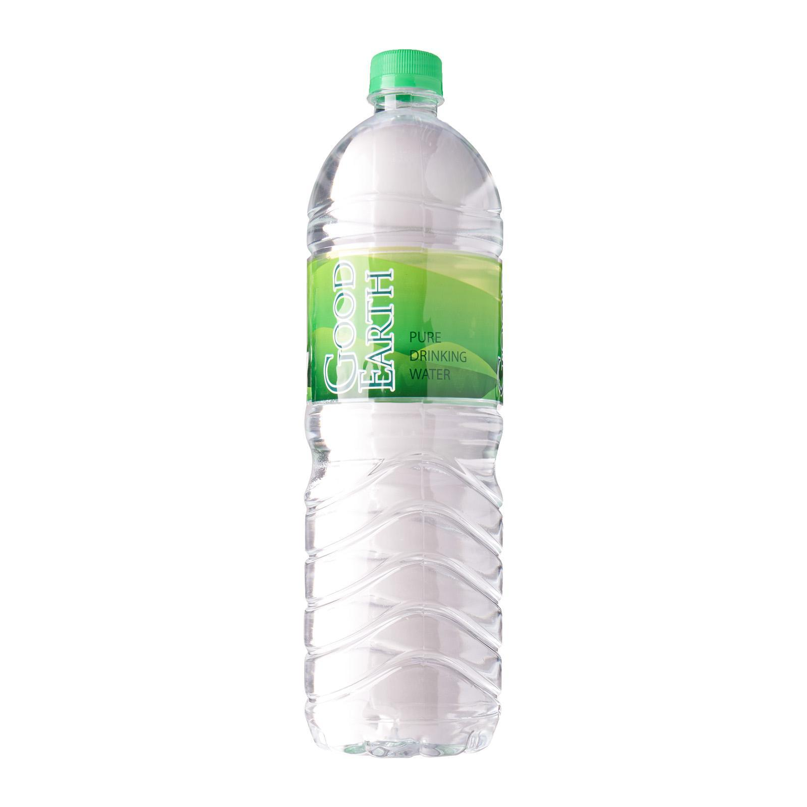 Good Earth Pure Drinking Water 1.5L
