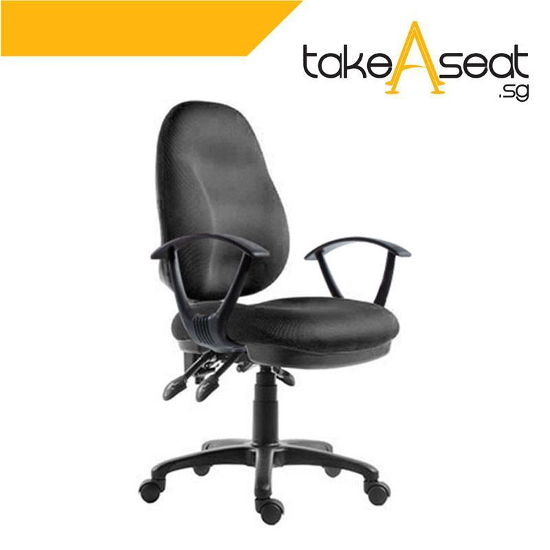 Click Office Chair ★ Executive Office Chair ★ Mesh Chair ★ Thick Cushion Support ★ Home/Office Use Singapore