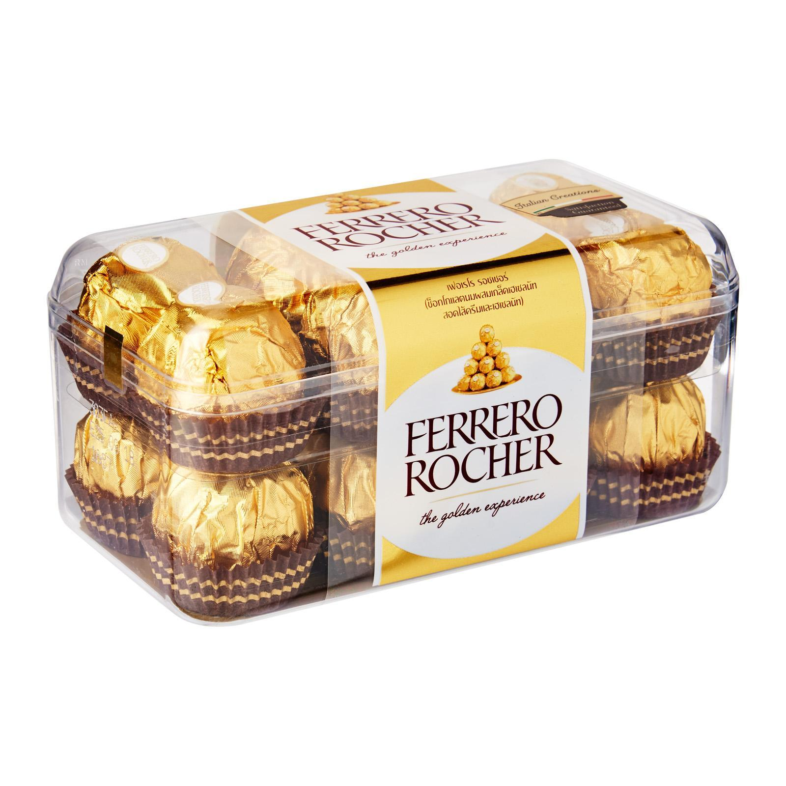 Ferrero Rocher Chocolate T16 By Redmart.