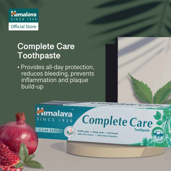 Buy (Bundle of 3) HIMALAYA COMPLETE CARE TOOTHPASTE 175G Singapore