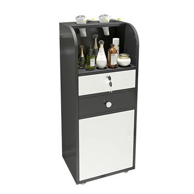 JIJI (Cartel Yuzuki Standing Dressing Table) Free Installation / Furniture /  Barbershop / Home / Shop / 12 Months Warranty / (SG)
