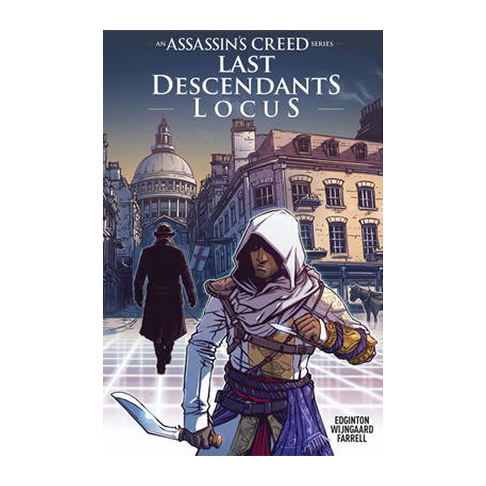 Assassins Creed Last Descendants: Locus (Paperback)