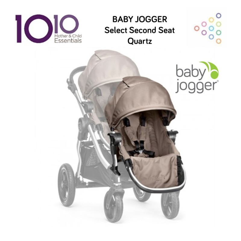 Baby Jogger Select Second Seat * 2 COLORS AVAILABLE Singapore
