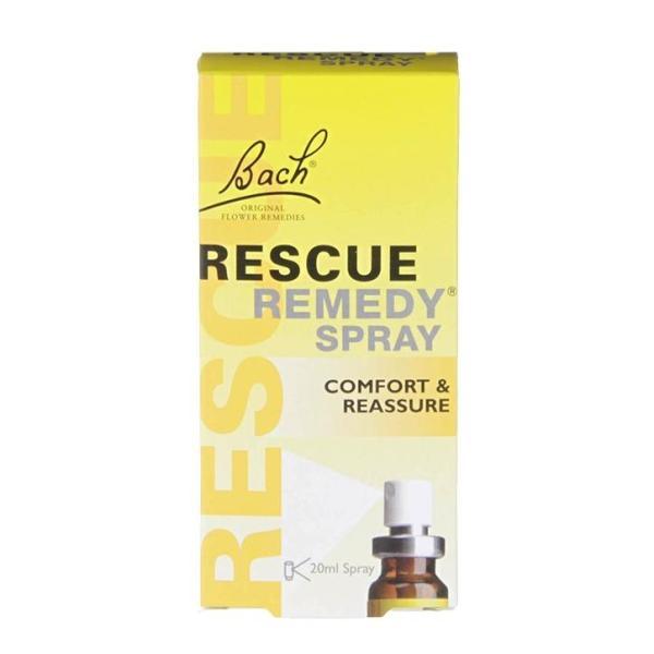 Buy Bach Rescue Remedy Spray 20ml Singapore