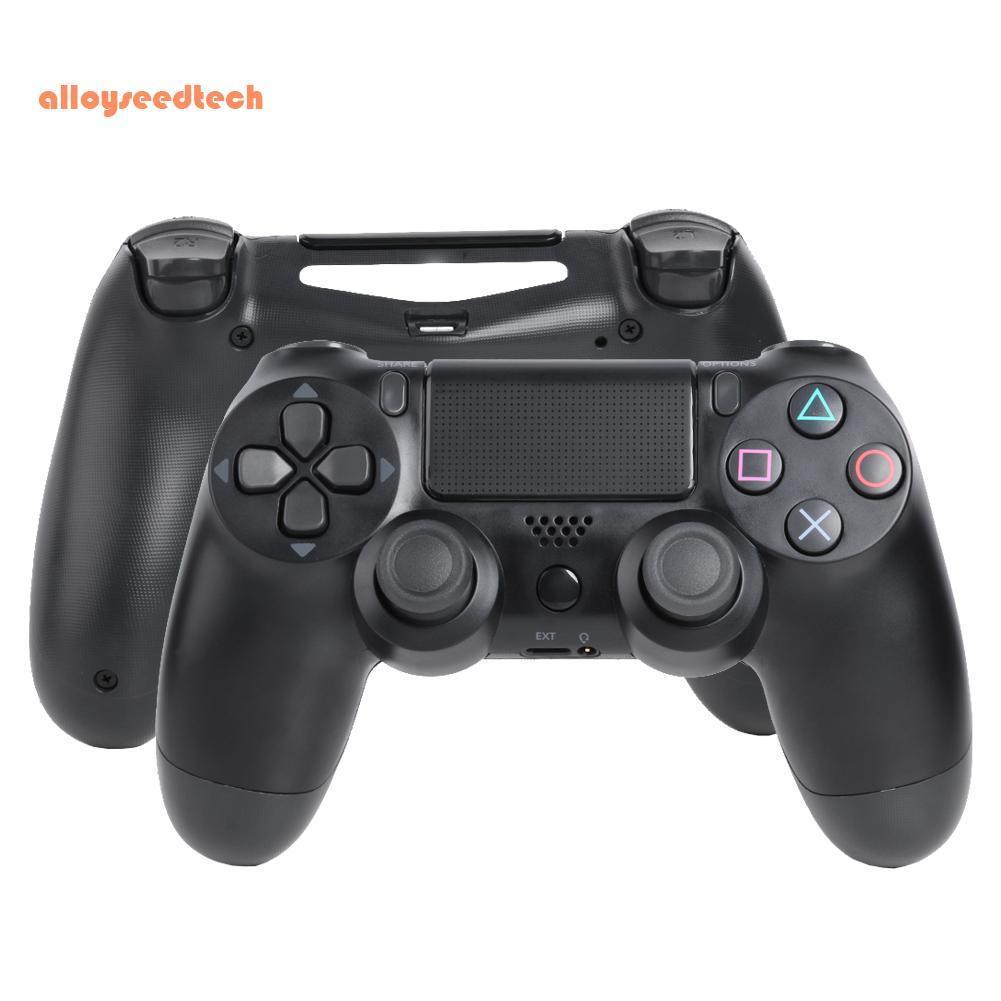 〔alloyseedtech〕Wireless Bluetooth Controller Vibration Joystick Gamepad Console for PS4