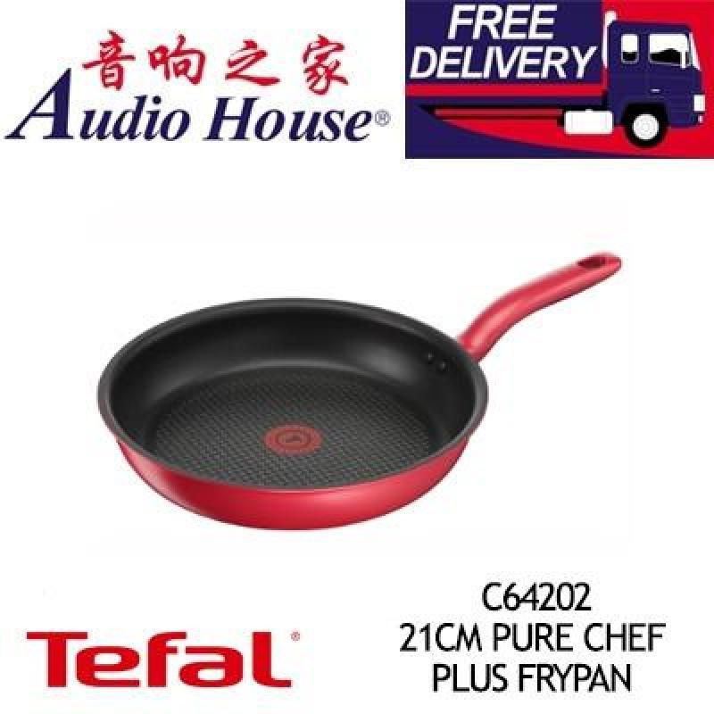 TEFAL C64202 21CM PURE CHEF PLUS FRYPAN Singapore