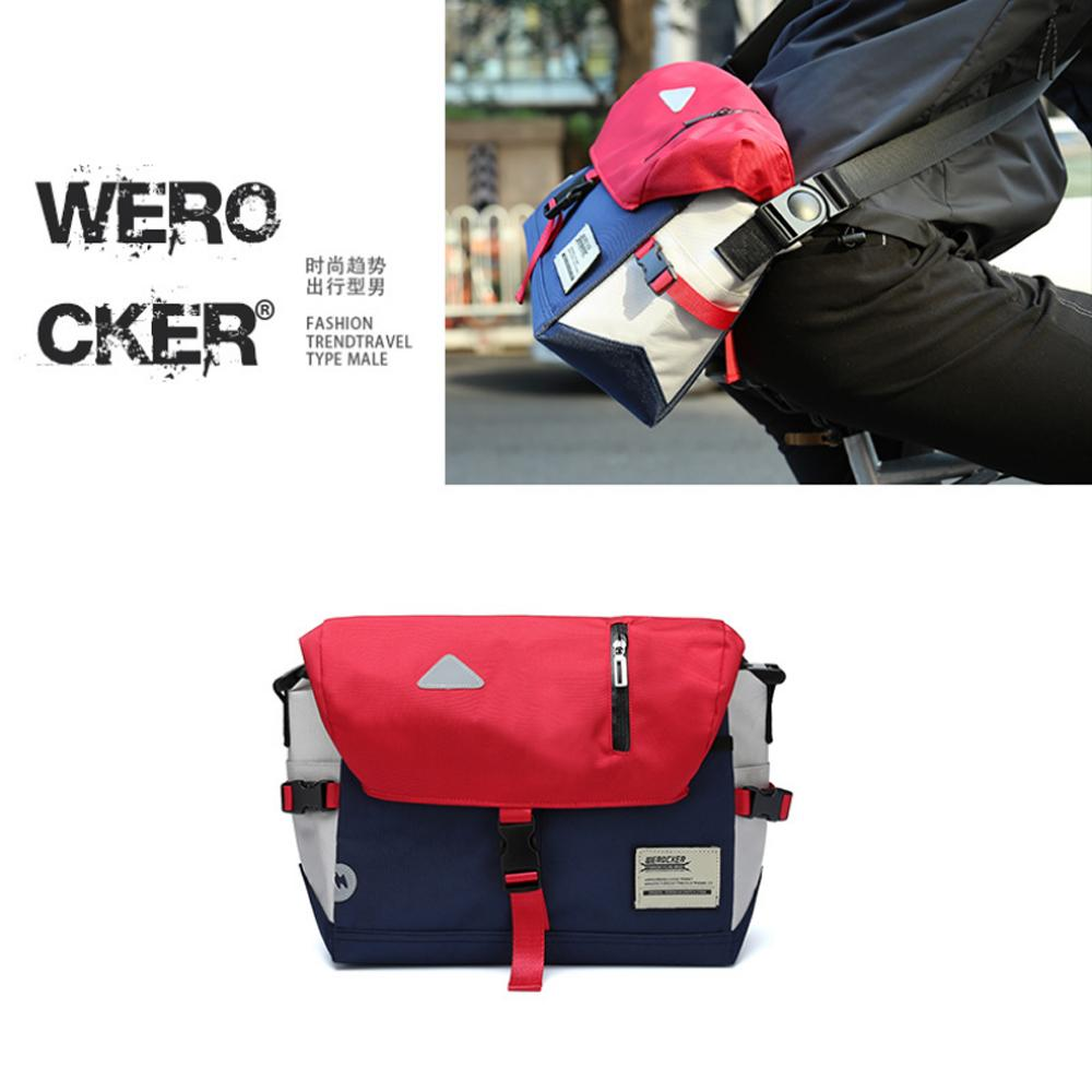 Flash Messenger Sling Bag Shoulder Outdoor Casual Backpack Bag +Free Gift