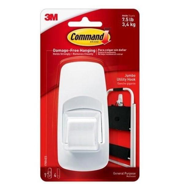 3M Command™ 17004 Jumbo Hooks 1s