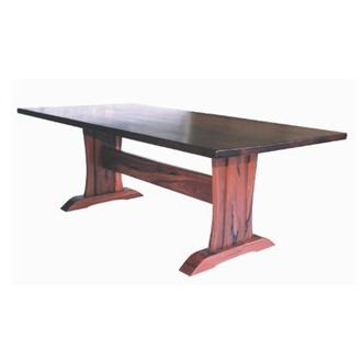 Sheldon Leeuwin 8 Seater Jarrah Rectagular Dining Table