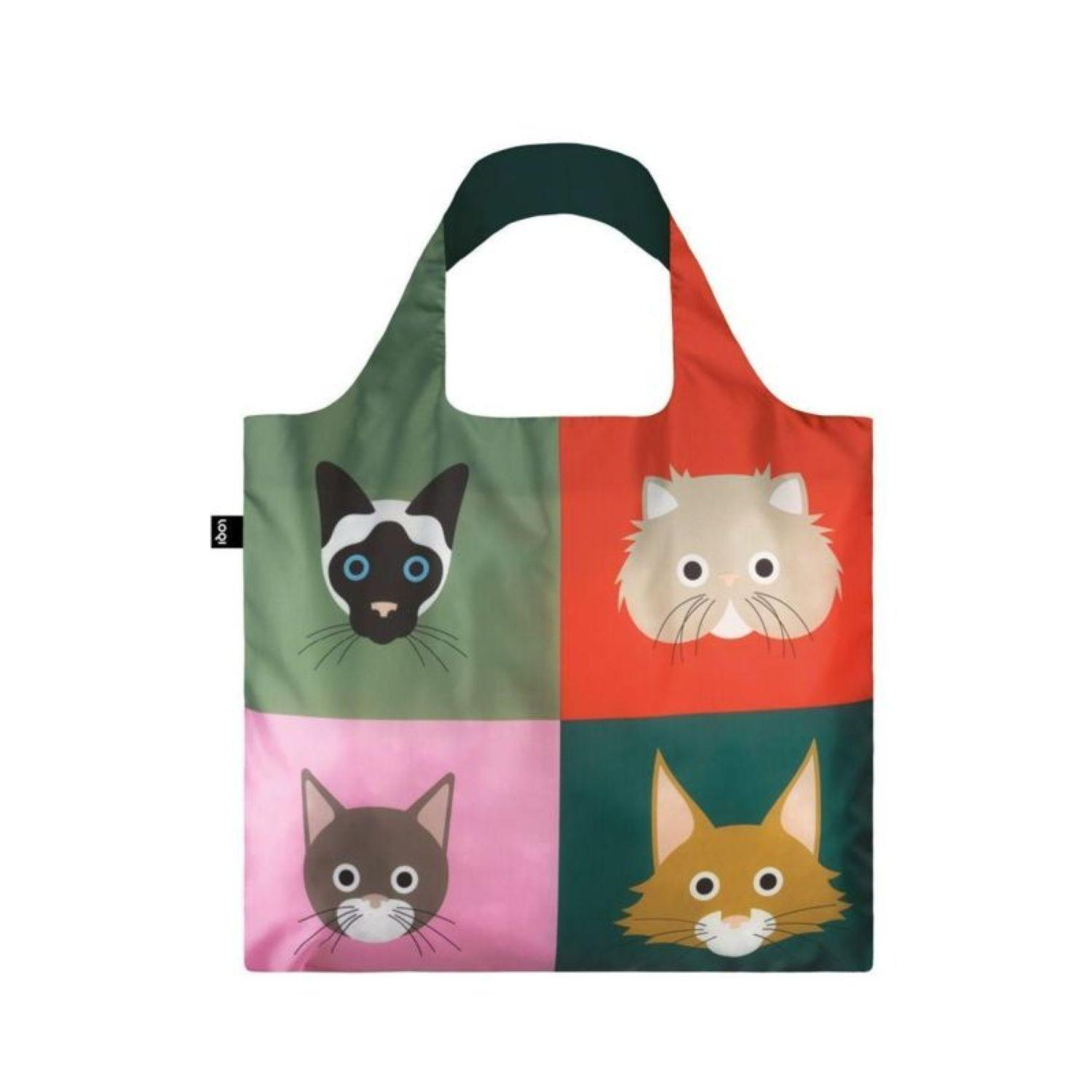 Loqi Artist Bags – Stephen Cheetham – Cats