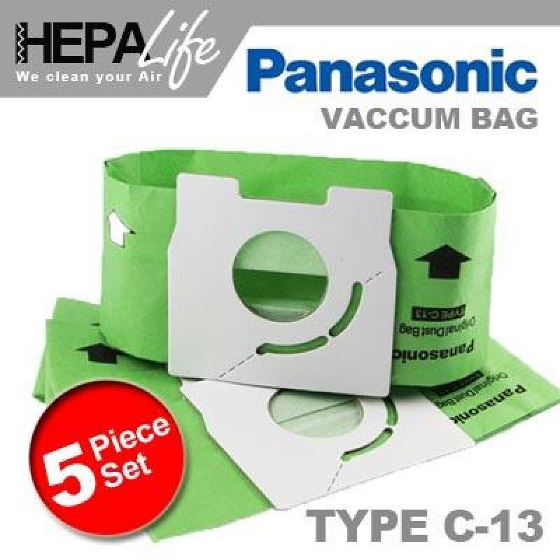 Replacement Panasonic Vaccum Bag Dust bag Type C-13 Singapore