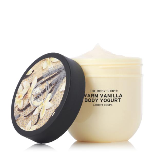 Buy The Body Shop Warm Vanilla Body Yogurt (200ML) Singapore