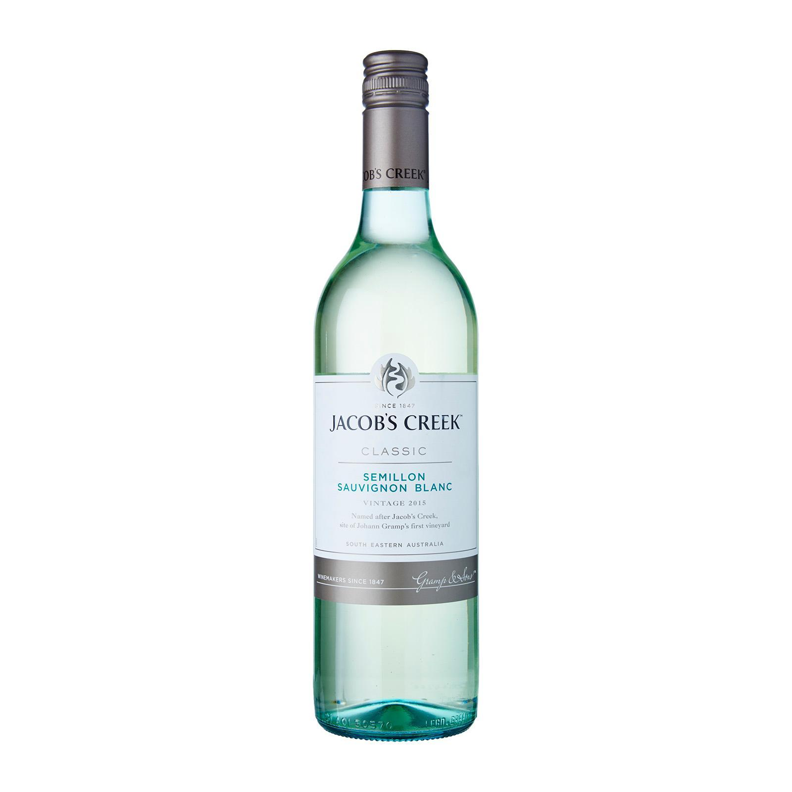 Jacob's Creek Semillion Sauvignon Blanc