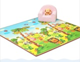 Sale 1X Fancyland Xpe Baby Safety Playmat Game Pad Child Crawling Activity Mat Playing Mat Two Sides 200 180 2Cm Safekids Singapore Cheap