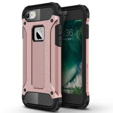 Buy Iphone 7 Plus 2 In 1 Shockproof Armour Shield Bumper Back Phone Case Cheap On Singapore