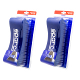 Who Sells 2 Pack Bundle Sparco Spc4005 Neck Cushion Blue The Cheapest