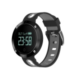 Price 95Inch Oled Touch Screen Ip68 Waterproof Blood Pressure Heart Rate Monitor Call Reminder Fitness Tracker Anti Lost Smart Bracelet For Android 4 4 And Ios 8 Color Black Gray Models Dm58 Intl Online China