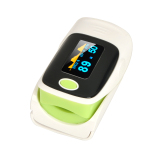 Sale 1 1 Oled Spo2 Fingertip Pulse Oximeter Green Black White Oem Online