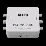 Buy 1 Pcs Mini Pal To Ntsc Tv System Converter Pal Ntsc Inter Transformation Adapter Intl Gumay Cheap