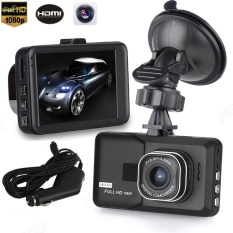Purchase 1080P 2 7 Hd Lcd Dual Lens Car Dash Camera Video Dvr Cam Recorder Night Vision Intl