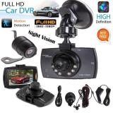 Buy 1080P 2 7 Hd Lcd Dual Lens Car Dash Camera Video Dvr Cam Recorder Night Vision Intl China