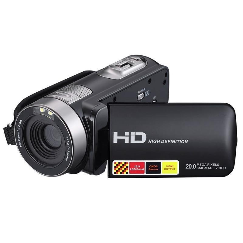 1080P Hd Night Vision Digital Camera Video Dv 3 16X Zoom Cam Us Eu Uk Intl In Stock