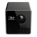 Price Unic 1080P Hd P1 Dlp Wifi Led Mini Projector Pocket Home Theater Multimedia Usb Tf Black Intl China