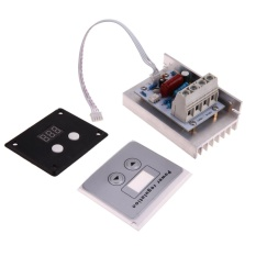 10kw Scr Super Power Electronic Digital Regulator Dimmer Speed Thermostat - Intl By Crystalawaking.