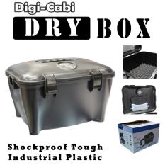 Sale 10L Portable Digi Cabi Dry Box With Silica Gel Pack And Humidity Meter For Dslr Digi Cabi