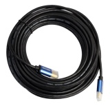 Discount 10M High Speed Aluminum Hdmi Male To Hdmi Cable 1080P 3D For Hd Tv Intl Oem China