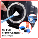 Buying 10X Sensor Cleaner Cleaning Swab Kit Cmos Ccd Ddr 23 For Full Frame Camera