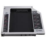 12 7Mm Universal Pata Ide To Sata 2Nd Sata Hdd Hard Drive Disk Bay Caddy Screws Export Free Shipping