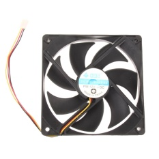 120mm 120x25mm 12V 3Pin DC Brushless PC Computer Case Cooling Fan -  intl