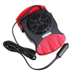 Discount 12V 2 In 1 Auto Car Van Heater Hot Cool Fan Windscreen Window Demister Defroster Export Oem