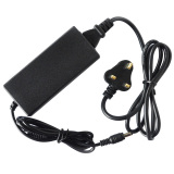 New 12V 6A 72W Ac To Dc Power Supply Adapter Charger With Ac Power Cable Uk Plug